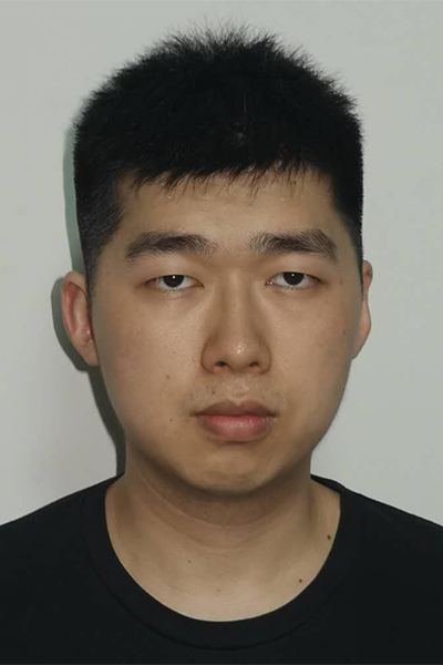 CS Department Graduate Photo